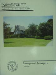【書寶二手書T3/收藏_YKJ】BB_1984/10/21-23_Beverly Hills Estate…
