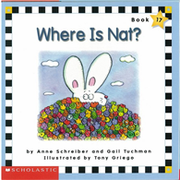 Phonics Readers Book 17: Where is Nat?