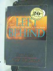 【書寶二手書T9/原文小說_HLX】Left Behind: A Novel of the Earth's Last D