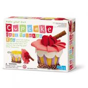 【4M 美勞創作系列】俏麗蛋糕首飾盒 Make Your Own Cupcake Felt Trinket Box