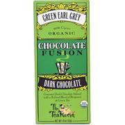 [iHerb] The Tea Room, Chocolate Fusion, Dark Chocolate, Green Earl Grey, 1.8 oz (51 g)