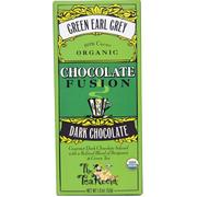 The Tea Room, Chocolate Fusion, Dark Chocolate, Green Earl Grey, 1.8 oz (51 g)