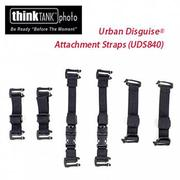 Think Tank ThinkTank 創意坦克 彩宣公司貨Urban Disguise Attachment Straps -配件帶(UDS840)