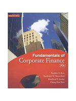 Fundamentals of Corporate Finance (adaptation edition)