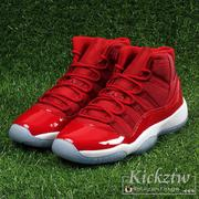 【現貨】Nike Air Jordan 11 Retro BG Win Like 96 大童鞋 378038-623