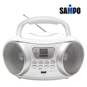 聲寶SAMPO(CD/MP3/USB)手提音響,AK-W1302UL
