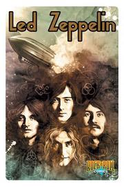 Rock and Roll Comics: Led Zeppelin