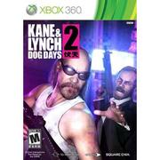 XBOX 360 喋血雙雄2:伏天 Kane & Lynch 2 Dog Days-英文版-