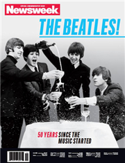 NEWSWEEK SPECIAL—Beatles special 0328/2012
