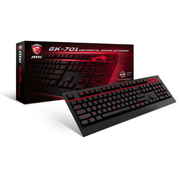 MSI KB-MGK701 GK-701 MECHANICAL 電競鍵盤 香港行貨