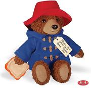 BIG SCREEN PADDINGTON BEAR 8.5 SOFT TOY 英國派丁頓熊布偶(外文書)