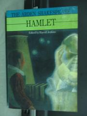 【書寶二手書T5/原文小說_MPM】The arden shakespeare hamlet_1982