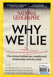 NATIONAL GEOGRAPHIC 6月號/2017