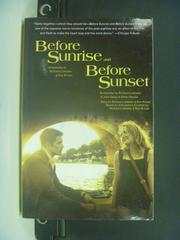 【書寶二手書T8/翻譯小說_KNV】Before Sunrise and Before Sunset: Two Scre