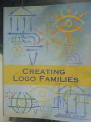 【書寶二手書T8/設計_ZIM】Creating Logo Families_David Carter