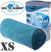 Sea to Summit Tek Towel XS 舒適快乾毛巾 ATTTEKXSPB 水藍