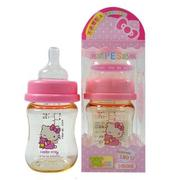 HELLO KITTY  PES寬口徑奶瓶140ml