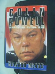 【書寶二手書T4/傳記_OLG】Colin Powell_Howard B. Means