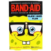 Band Aid, Adhesive Bandages, SpongeBob, 20 Assorted Sizes