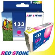 RED STONE for EPSON NO.133/T133350墨水匣(紅色)