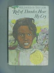 【書寶二手書T8/原文小說_NEF】Roll of thunder, hear my cry_Mildred D. Ta