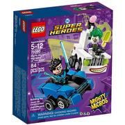 樂高積木 LEGO《 LT76093 》2018年 SUPER HEROES 超級英雄系列 - Mighty Micros: Nightwing™ vs. The Joker™