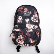 PUMA Academy Backpack  小後背包-黑/碎花 074728-03
