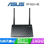 ASUS RT-N12+_B1 Wireless-N300 無線路由器