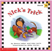 Phonics Readers Book 28: Nick's Trick
