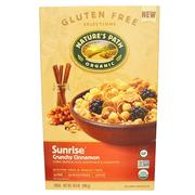 Nature's Path, Organic Sunrise Crunchy Cinnamon Cereal, 10.6 oz (300 g)