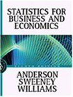 《Statistics for Business and Economics》│Baker & Taylor Books
