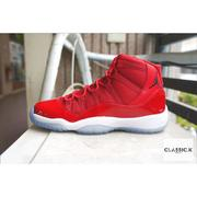 《CLASSICK》Air Jordan 11 Retro Win Like 96 傳奇紅 女鞋 378038-623