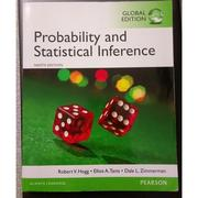 Probability and Statistical Inference 9/e 9781292062358