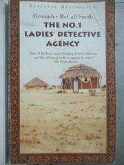 【書寶二手書T7/原文小說_HCJ】The No. 1 Ladies Detective Agency_Alexande