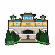【MILU DESIGN】+PostCard>>台灣旅行明信片-台北故宮/明信片(The National Palace Museum)