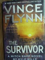 【書寶二手書T6/原文書_QGR】The Survivor_Vince Flynn
