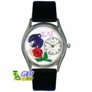 [美國直購 USAShop] Whimsical Watches Unisex Sigma Lambda Gamma Silver 手錶 S1710026 _mr $2087