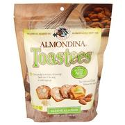 [iHerb] [iHerb] Almondina Toastees, Sesame Almond, 5.25 oz (148.9 g)