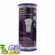 [106美國直購] GE FXHSC 濾心 濾芯 Household Pre-Filtration Sediment Filter