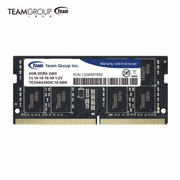 Team 4GB DDR4 2400 Mhz NoteBook 記憶體 TED44G2400C16 香港行貨