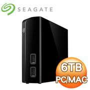 Seagate 希捷 Backup Plus Hub Desktop 3.5吋 6TB 外接硬碟(STEL6000300)
