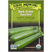 [iHerb] [iHerb] High Mowing Organic Seeds 深綠色西葫蘆,1/8 盎司