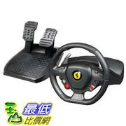 [美國直購 ShopUSA] 法拉利 Thrustmaster VG Thrustmaster Ferrari 458 Racing Wheel for Xbox $4500