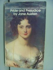 【書寶二手書T8/原文小說_ISV】Pride and Prejudice_Jane Austen