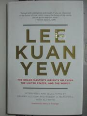 【書寶二手書T3/政治_JNG】Lee Kuan Yew_Allison, Graham