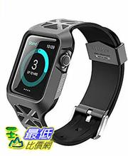 [美國直購] i-Blason (42mm) 黑色 Apple Watch 2 Case [Unity Series] 鏤空 手錶保護殼 _s12