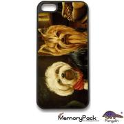 Pangolin穿山甲 Phone Case For I5 手機殼-夫妻兩相好10906