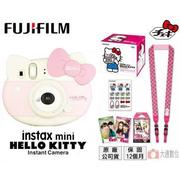 ★現貨★ Fujifilm instax mini HELLO KITTY 40周年 拍立得相機