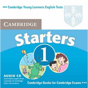 Cambridge Young Learners English Tests Starters 1 Audio CD, 2/e