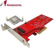 【Awesome】M.2 NVMe SSD轉PCIe 3.0轉接卡 AWD-DT-129A